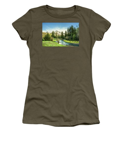 Mt. Sneffels Peak Women's T-Shirt