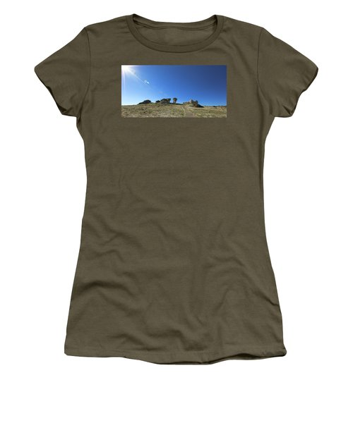 Mushroom Rocks Women's T-Shirt