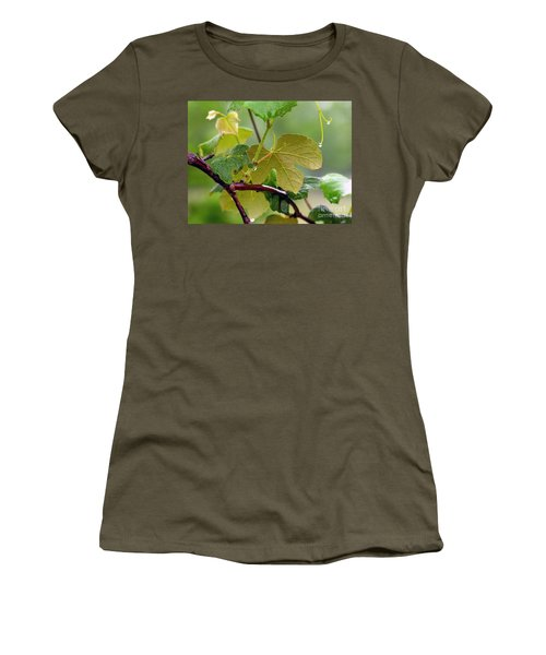 My Grapvine Women's T-Shirt (Athletic Fit)