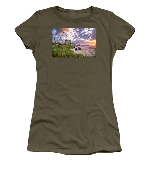Myrtle Beach Sunrise Women's T-Shirt