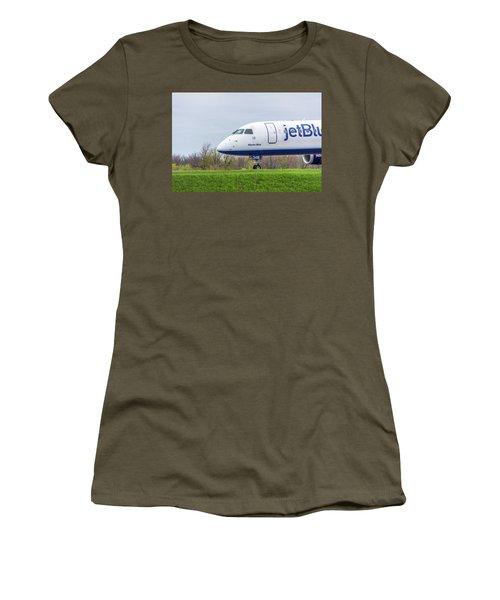 Mystic Blue Women's T-Shirt