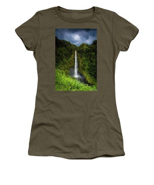 Mystic Waterfall Women's T-Shirt