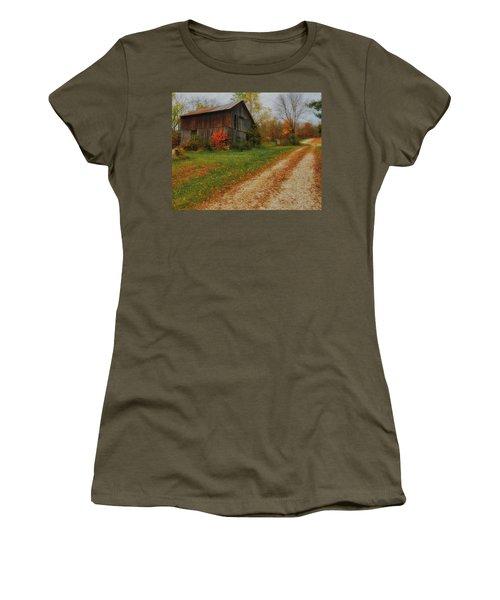 Mystical Country Lane  Women's T-Shirt