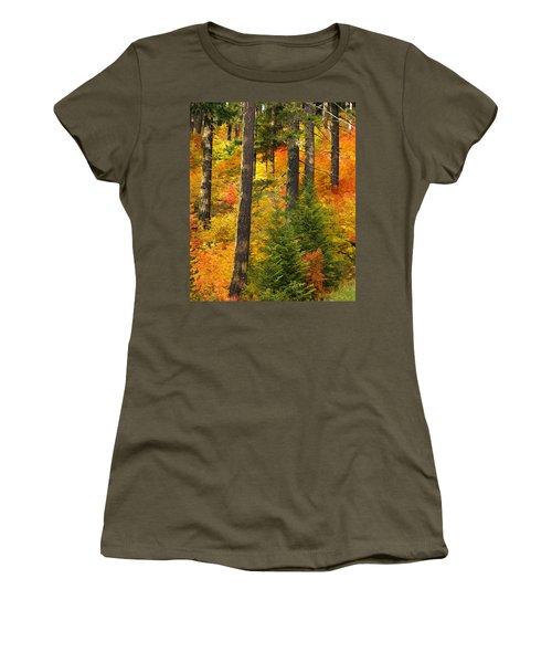 N W Autumn Women's T-Shirt