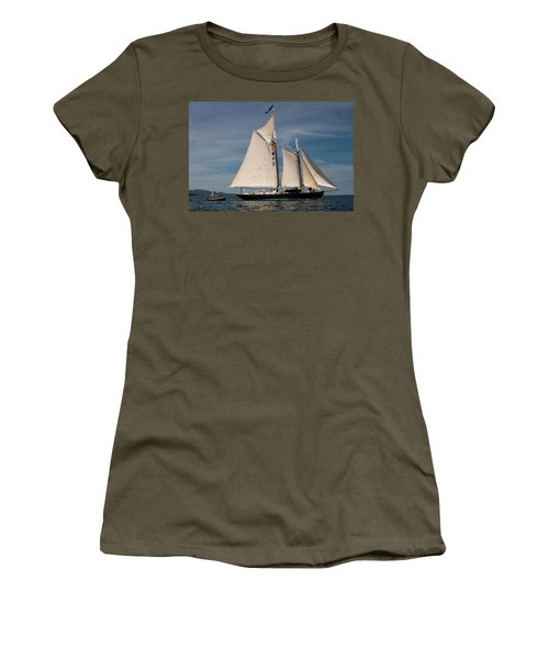 Nathaniel Bowditch 1 Women's T-Shirt