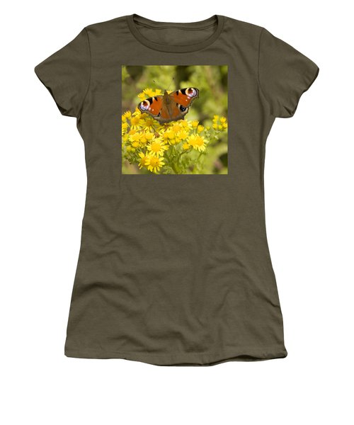 Women's T-Shirt (Junior Cut) featuring the photograph Nature's Beauty by Ian Middleton