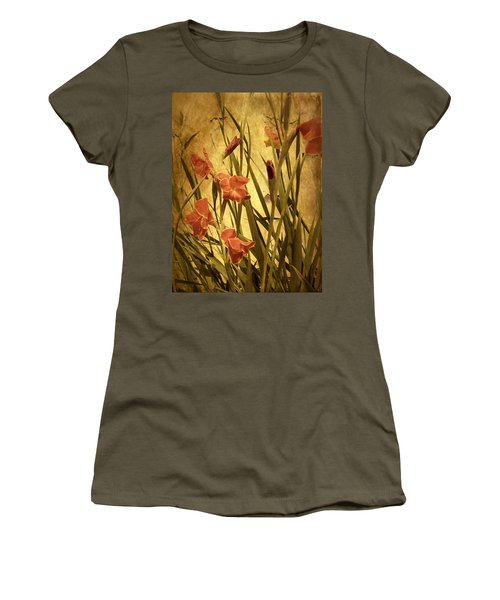 Nature's Chaos In Spring Women's T-Shirt