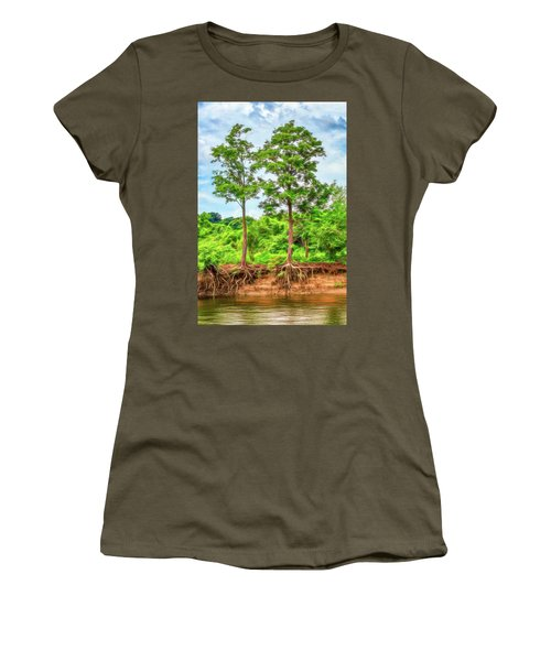 Nature's Electricity Women's T-Shirt