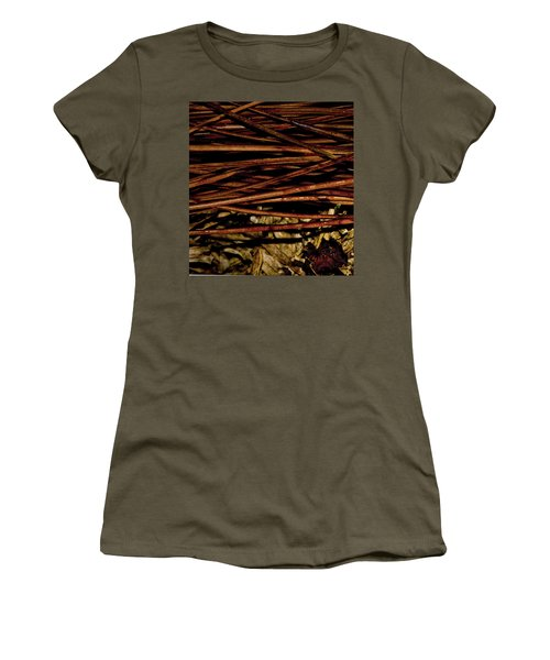 Nature's Lattice Women's T-Shirt