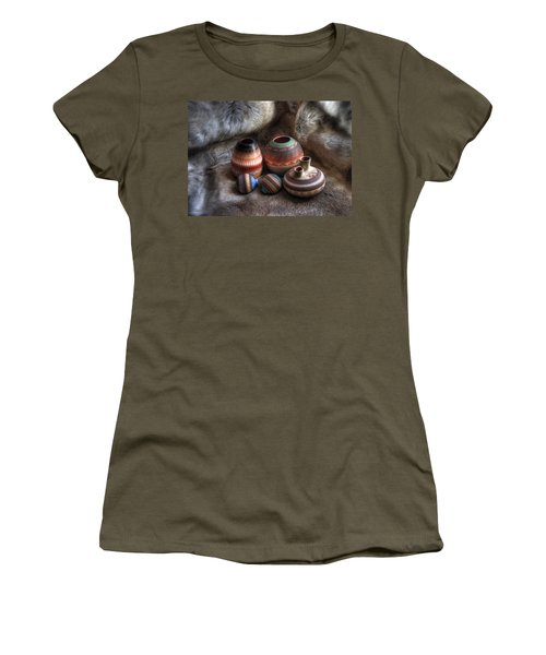 Navajo Pottery Women's T-Shirt