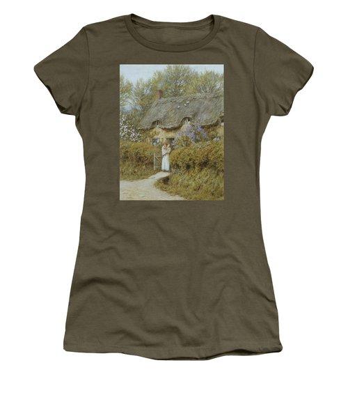 Near Freshwater Isle Of Wight Women's T-Shirt