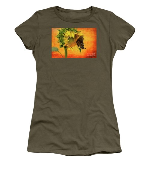 Nectar Time Women's T-Shirt (Junior Cut) by Geraldine DeBoer
