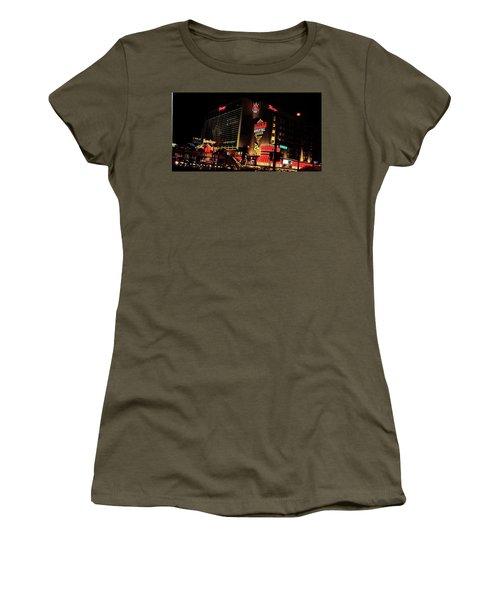 Neon Lights Women's T-Shirt