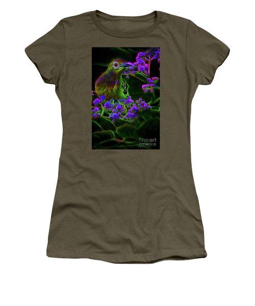 Neon Sunbird Women's T-Shirt