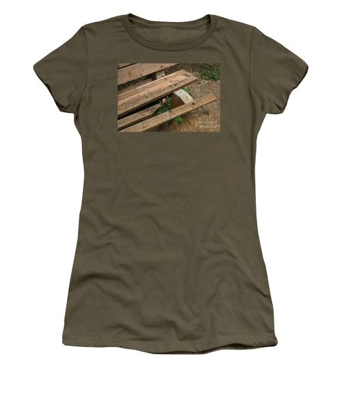 Never Fading Nature Women's T-Shirt (Athletic Fit)