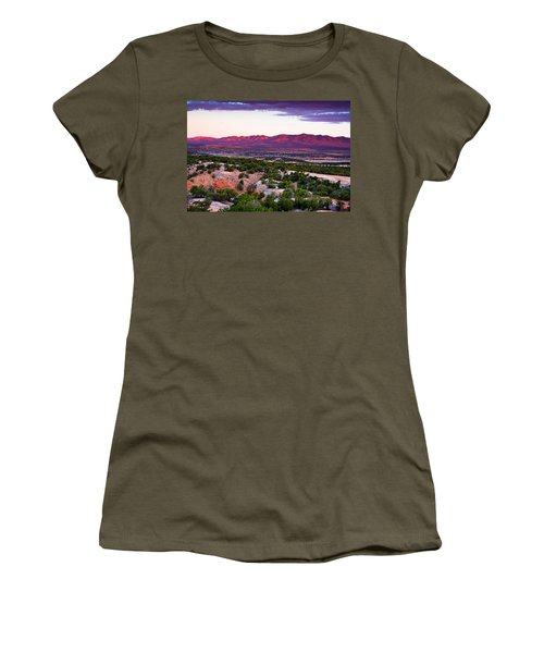 New Mexico Sunset Women's T-Shirt