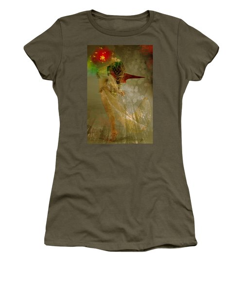 New York, Red Wing Women's T-Shirt
