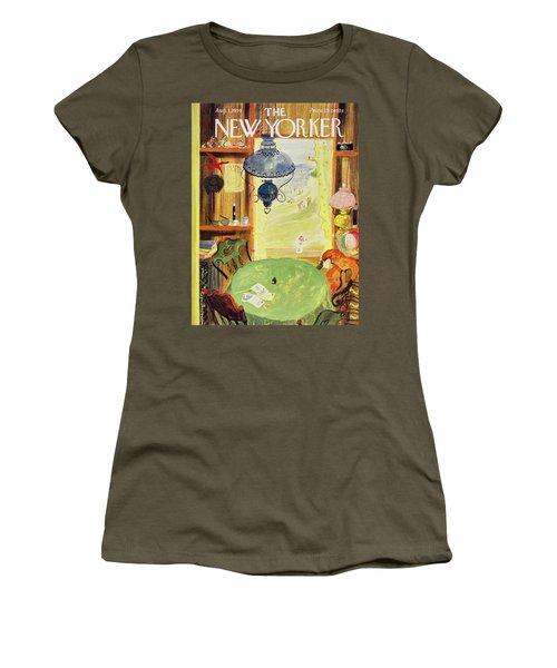 New Yorker August 1 1959 Women's T-Shirt
