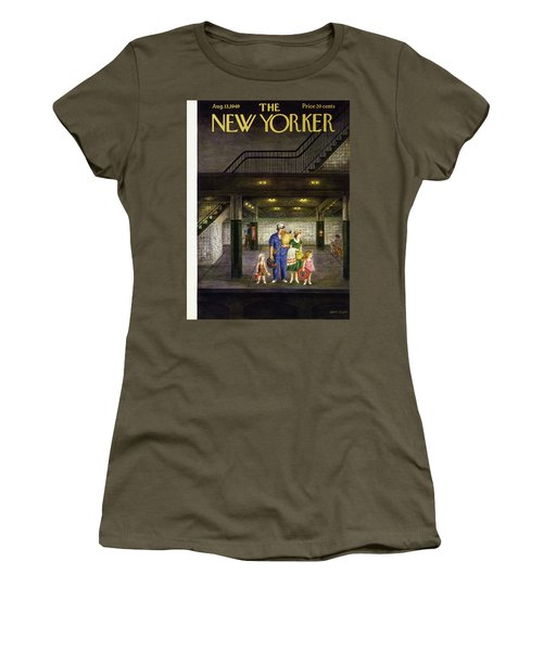 New Yorker August 13 1949 Women's T-Shirt