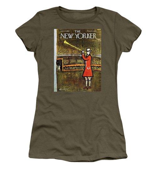 New Yorker October 27 1956 Women's T-Shirt