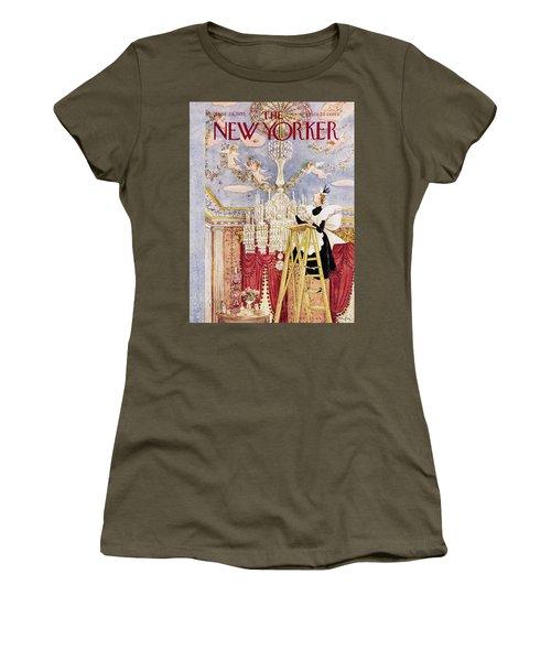 New Yorker September 24 1955 Women's T-Shirt