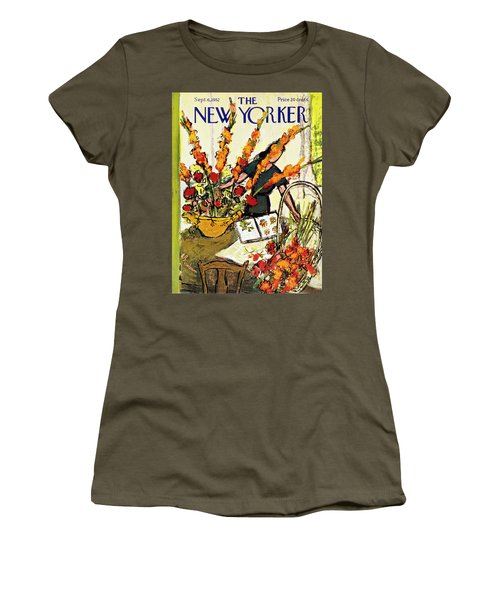 New Yorker September 6 1952 Women's T-Shirt