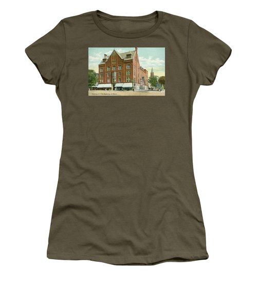 Newburgh Broadway - 02 Women's T-Shirt (Athletic Fit)