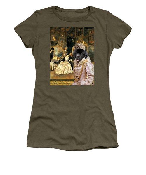Newfoundland Art -at The Artdealer's Shop Women's T-Shirt