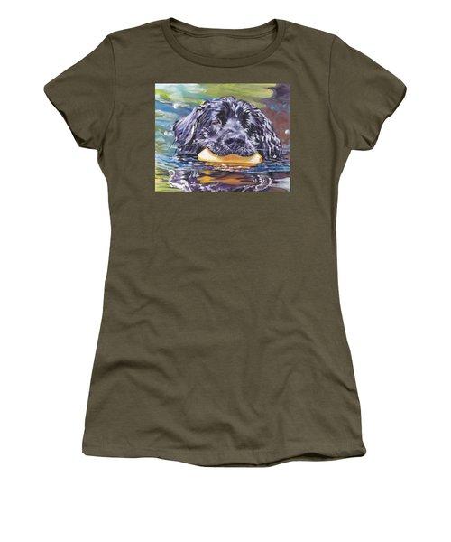 Newfoundland Swim Women's T-Shirt