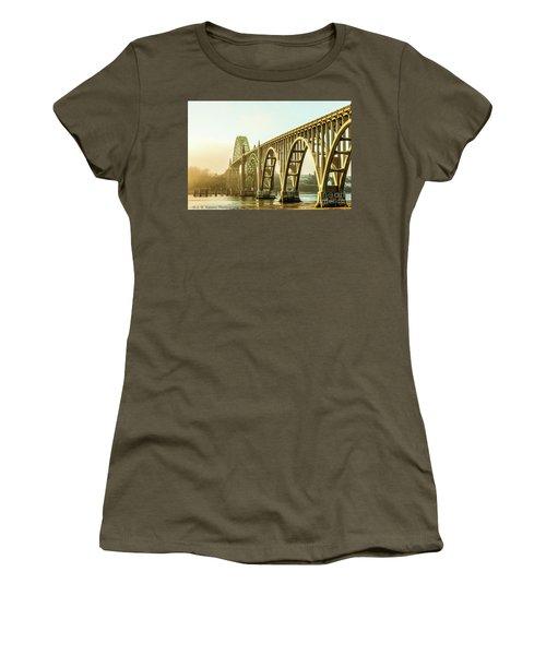 Newport Bridge Women's T-Shirt
