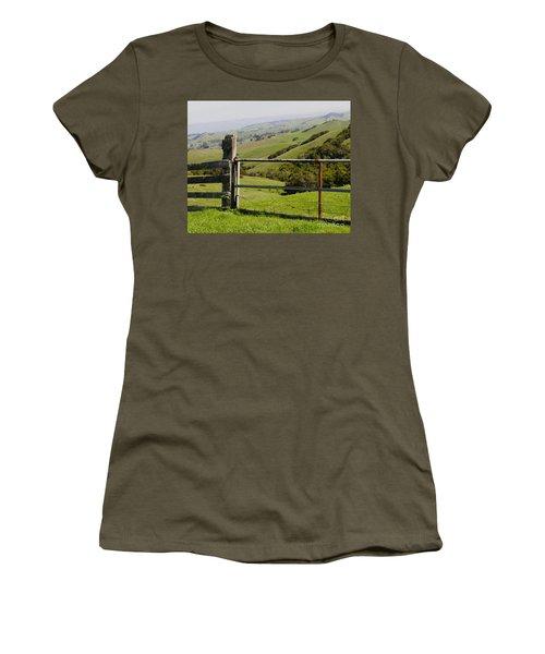 Nicasio Overlook Women's T-Shirt