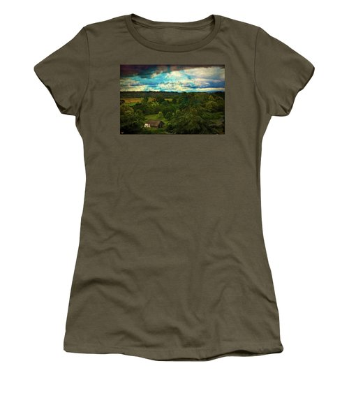 Nice Weather For Trolls In The Shire Today Women's T-Shirt