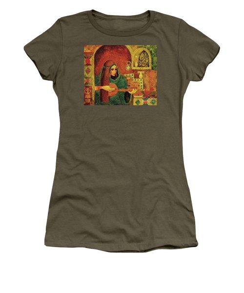 Night Music 3 Women's T-Shirt