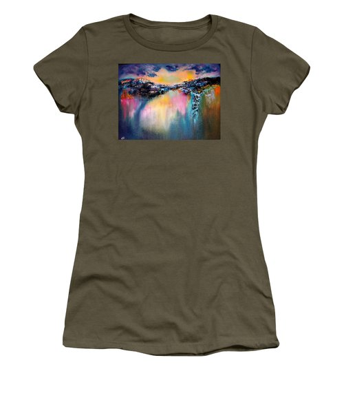 Night Reflections Women's T-Shirt