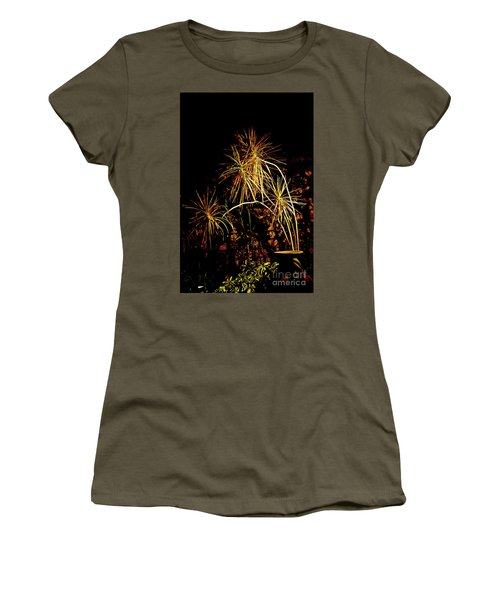 Women's T-Shirt (Junior Cut) featuring the photograph Nightmares Are Made Of This by Al Bourassa