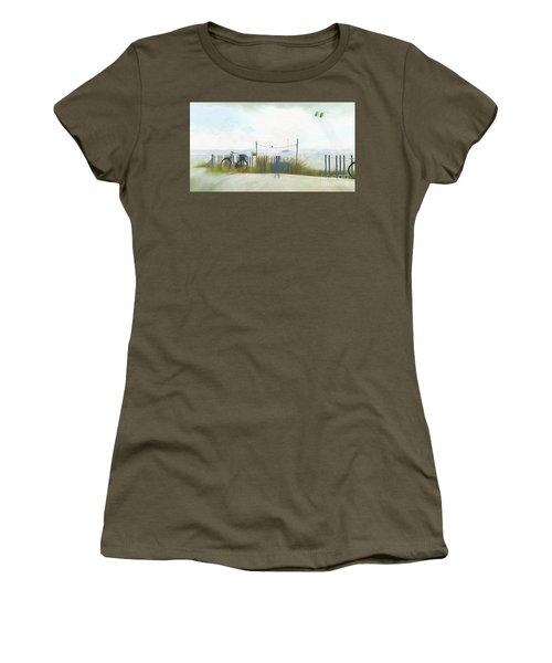 Noredney 1 Women's T-Shirt (Athletic Fit)