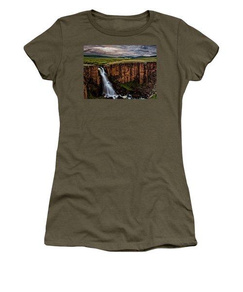 North Clear Creek Falls Women's T-Shirt