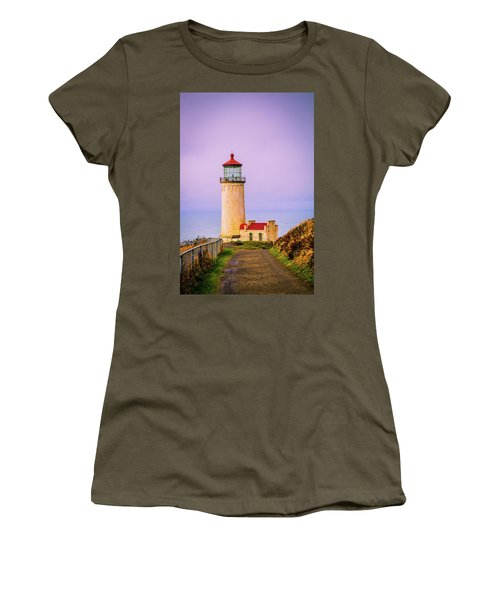 North Head Lighthouse Women's T-Shirt