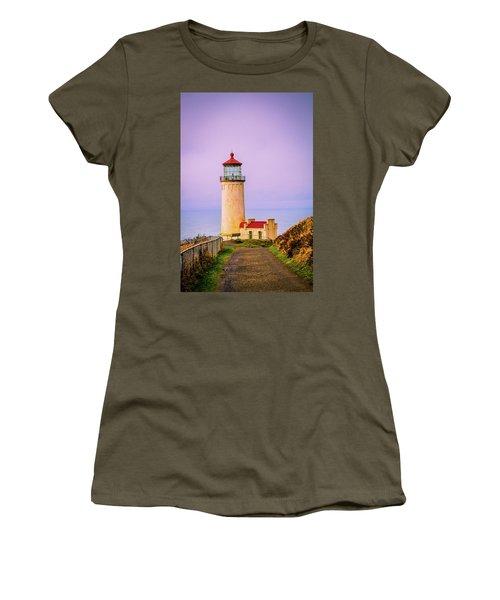 North Head Lighthouse Women's T-Shirt