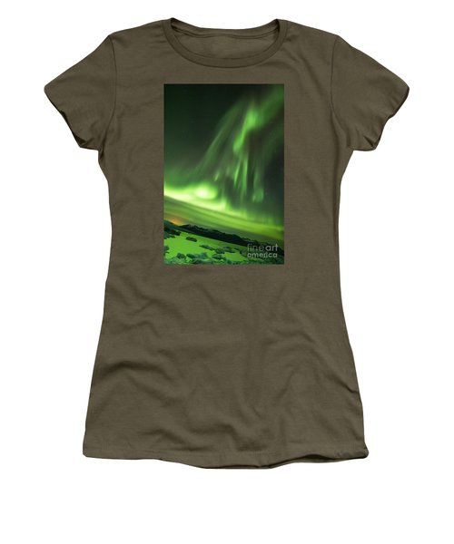 Northern Lights 5 Women's T-Shirt (Athletic Fit)