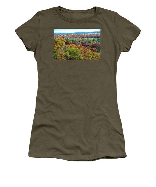 Northern Michigan Fall Women's T-Shirt