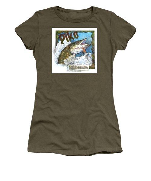 Northerrn Pike Women's T-Shirt