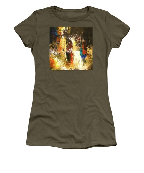 November Evening 2 Women's T-Shirt (Athletic Fit)