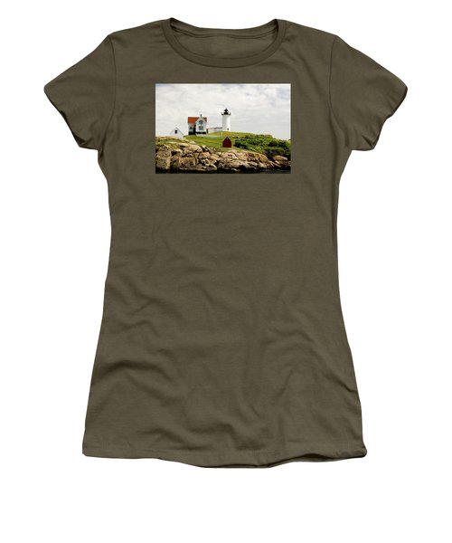 Nubble Light House  Women's T-Shirt