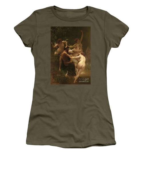 Nymphs And Satyr Women's T-Shirt