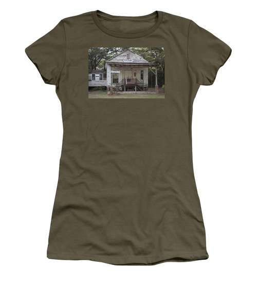 O K Zeaglers Mercantile And Post Office Women's T-Shirt (Junior Cut) by Suzanne Gaff