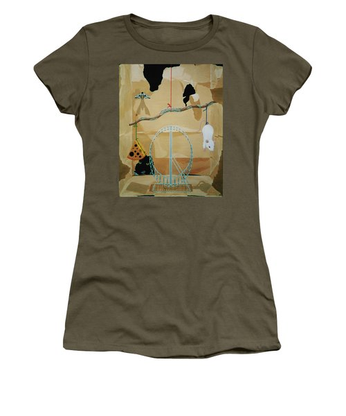 Objects Of Opposite Fit Women's T-Shirt