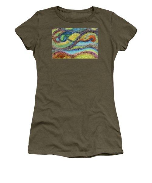 Ocean Flow Women's T-Shirt