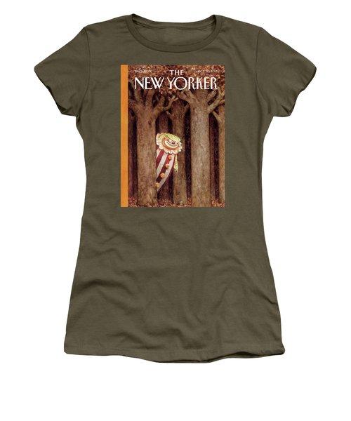 October Surprise Women's T-Shirt