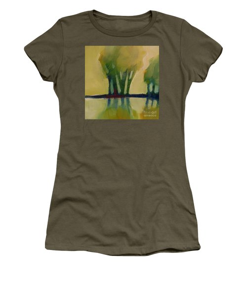 Odd Little Trees Women's T-Shirt